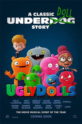 UglyDolls - May 3, 2019