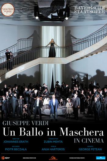 Un Ballo in Maschera - May 20, 2018