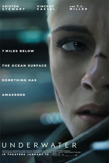 Underwater - Jan 10, 2020