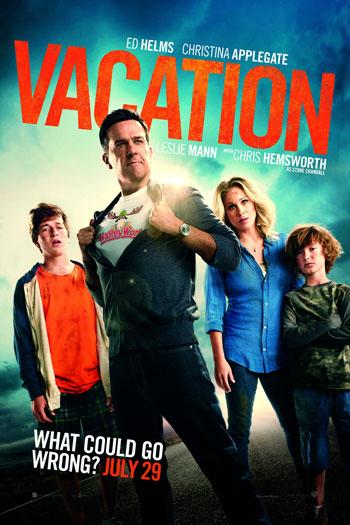 Vacation - Jul 29, 2015