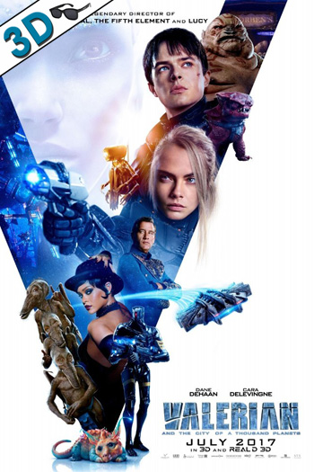 Valerian and the City of a Thousand Planets 3D - 2017-07-21 00:00:00