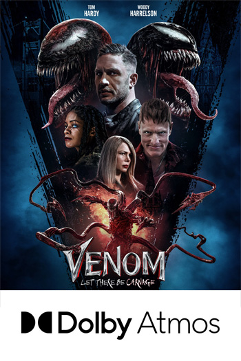 Venom: Let There Be Carnage ATMOS