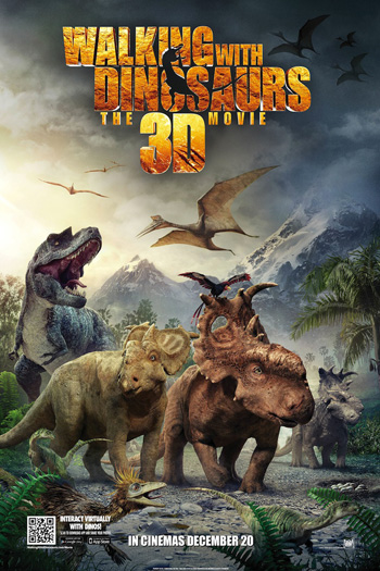 Walking with Dinosaurs - Dec 20, 2013
