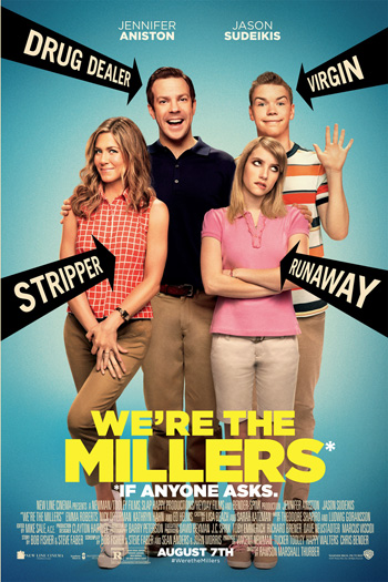 We're The Millers - Aug 7, 2013