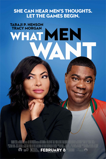 What Men Want - Feb 8, 2019
