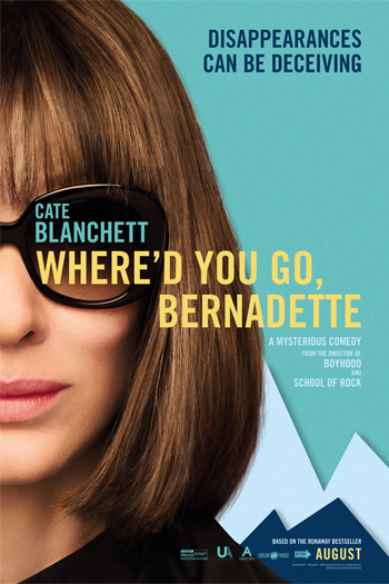 Where'd You Go, Bernadette? - Aug 16, 2019