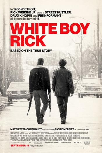 White Boy Rick - Sep 14, 2018