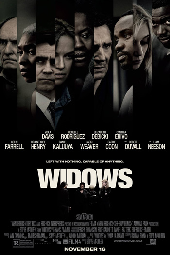 Widows - Nov 16, 2018