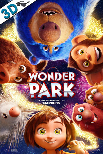 Wonder Park 3D - 2019-03-15 00:00:00