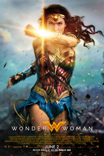 Wonder Woman - Jun 2, 2017