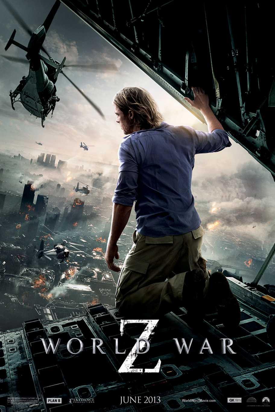 World War Z 3D - 2013-06-21 00:00:00