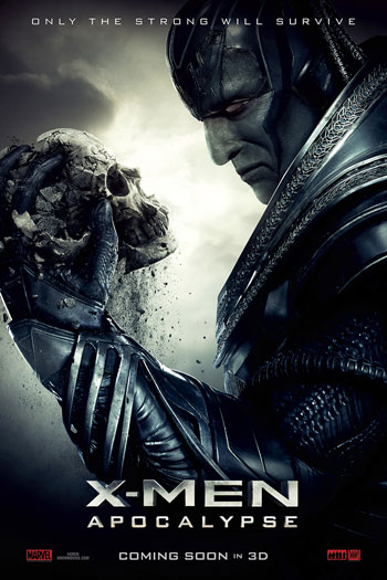X-Men: Apocalypse - May 27, 2016