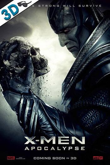 X-Men: Apocalypse 3D - 2016-05-27 00:00:00
