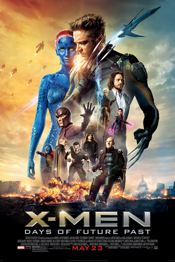 X-Men Days of Future Past - 2014-05-23 00:00:00