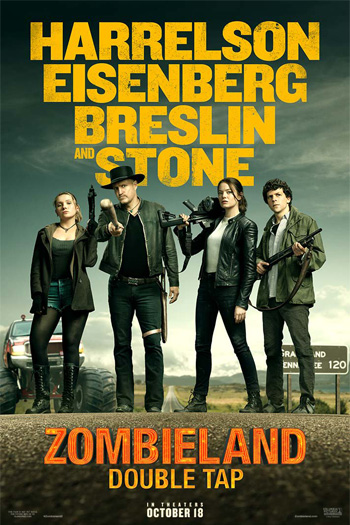 Zombieland 2: Double Tap - Oct 18, 2019