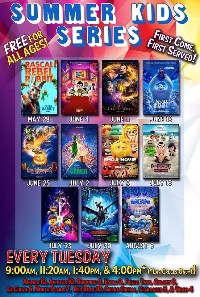 Animas 10 Farmington Allen Theatres Inc