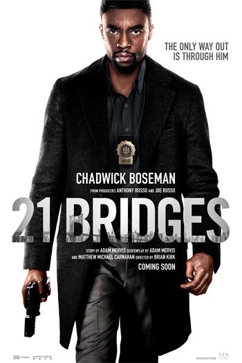 21 Bridges - Nov 22, 2019