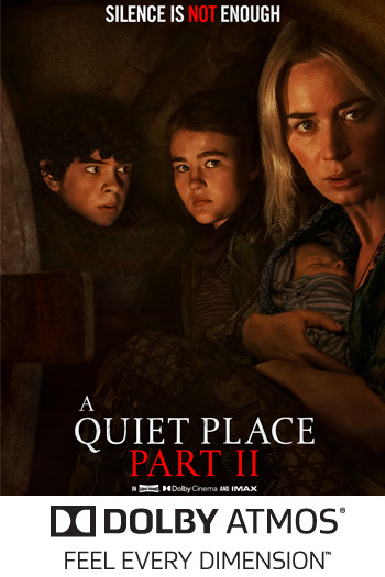 A Quiet Place Part II ATMOS