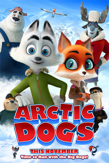 Arctic Dogs - 2019-11-01 00:00:00