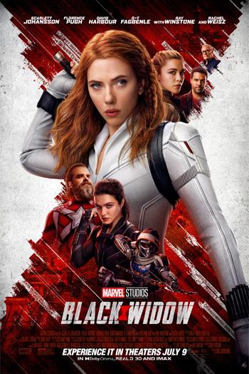 Black Widow - Jul 9, 2021