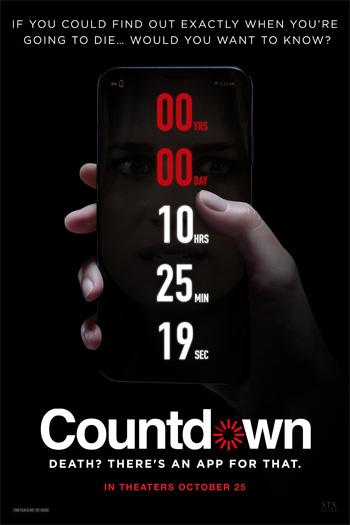 Countdown - 2019-10-25 00:00:00