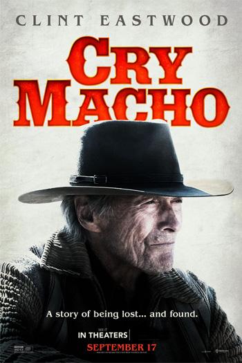 Cry Macho - 2021-09-17 00:00:00
