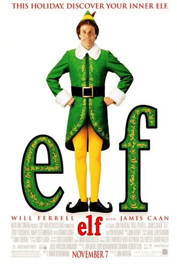 Elf - Christmas Series - Dec 2, 2019
