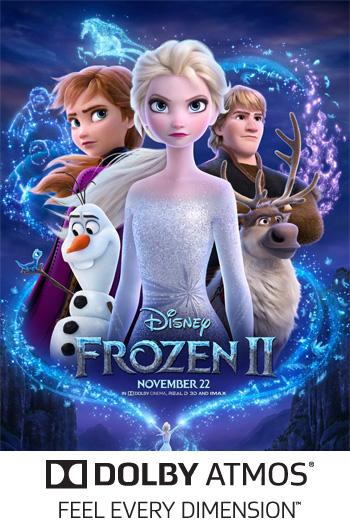 Frozen II ATMOS - 2019-11-22 00:00:00