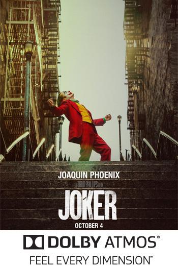 Joker ATMOS - Oct 4, 2019