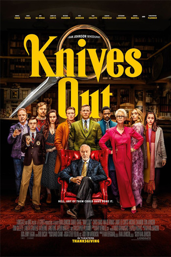 Knives Out - Nov 27, 2019
