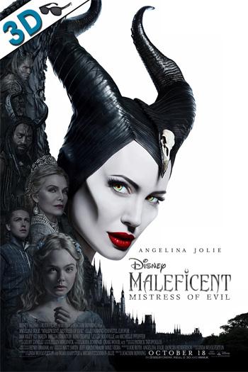 Maleficent: Mistress of Evil 3D - 2019-10-18 00:00:00