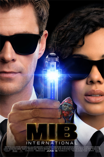Men in Black: International - 2019-06-14 00:00:00
