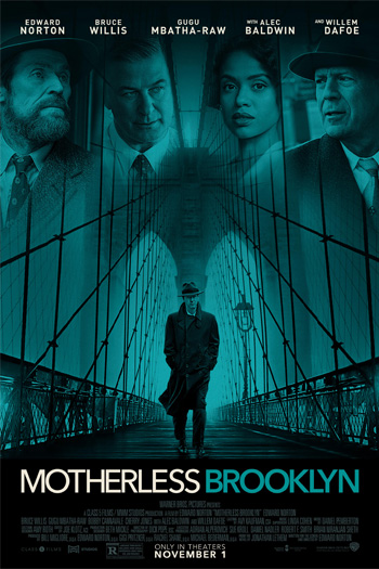 Motherless Brooklyn - 2019-11-01 00:00:00