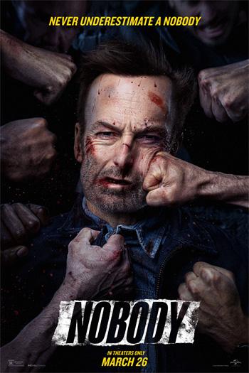 Nobody - Mar 26, 2021