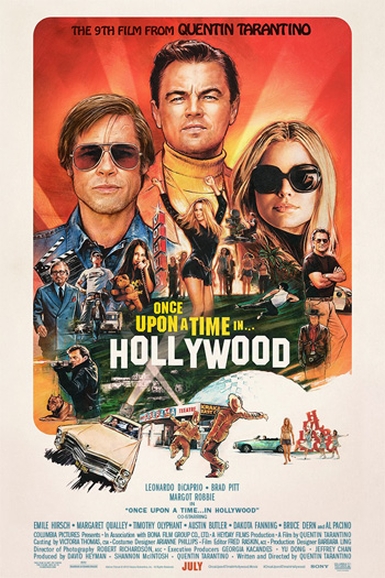 Once Upon a Time in Hollywood - Jan 17, 2020