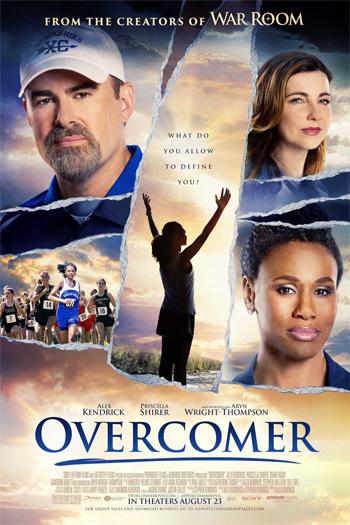 Overcomer - Aug 23, 2019