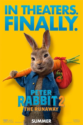 Peter Rabbit 2: The Runaway - Jun 11, 2021