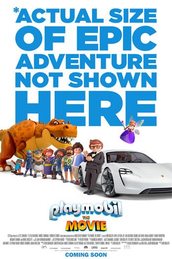 Playmobil: The Movie - Dec 6, 2019
