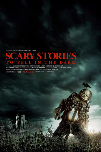Scary Stories to Tell in the Dark - 2019-08-09 00:00:00