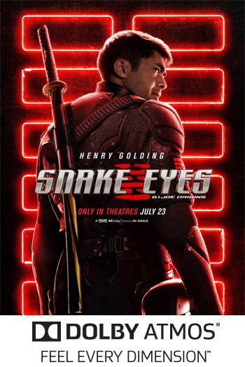 Snake Eyes: G.I. Joe Origins ATMOS - 2021-07-23 00:00:00