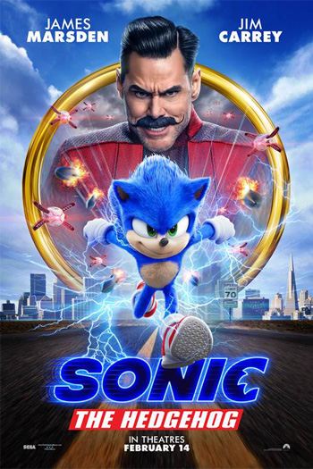 Sonic the Hedgehog - 2020-02-14 00:00:00