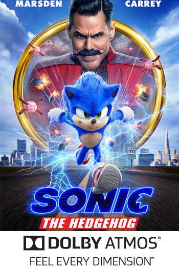 Sonic the Hedgehog ATMOS