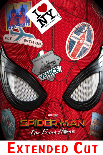 Spider-Man: Far From Home - Extended Cut - Aug 30, 2019