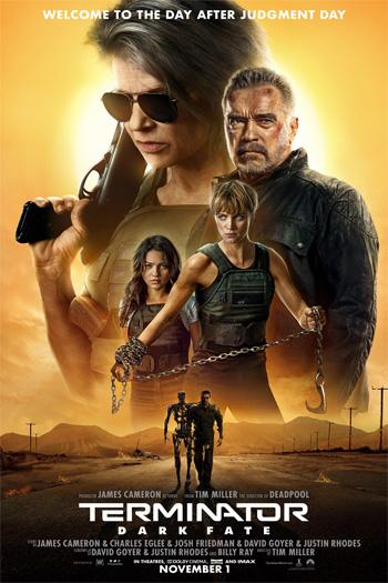 Terminator: Dark Fate - 2019-11-01 00:00:00