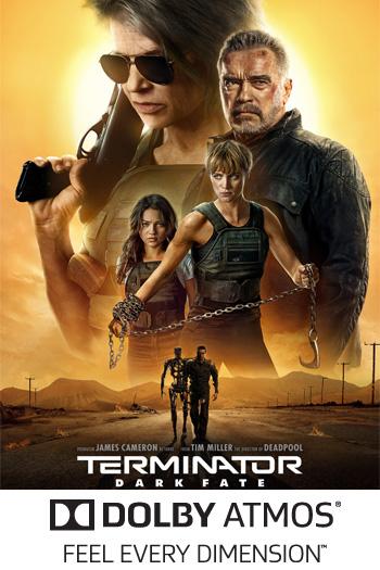 Terminator: Dark Fate ATMOS - Nov 1, 2019