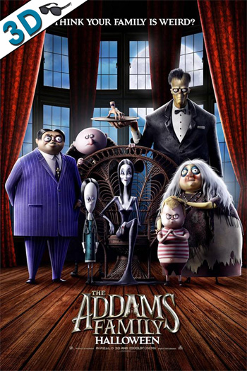 The Addams Family 3D - Oct 11, 2019