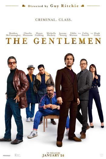 The Gentlemen - 2020-01-24 00:00:00