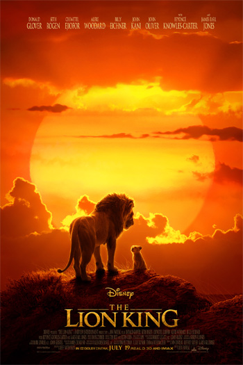 The Lion King - 2019-07-19 00:00:00