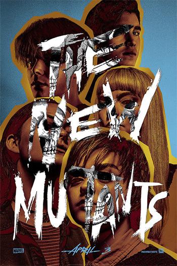 The New Mutants - 2020-08-28 00:00:00