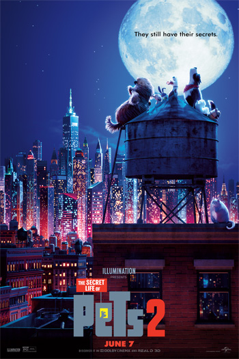The Secret Life of Pets 2 - 2019-06-07 00:00:00